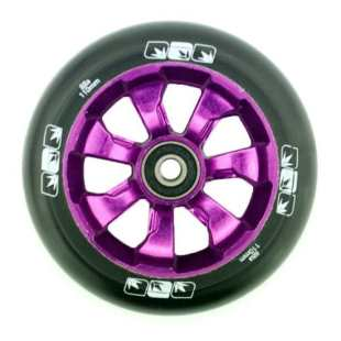 7 Spokes 110mm Purple/Black