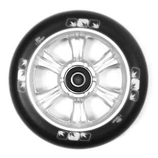 Wheel 6 Spokes 110mm Black