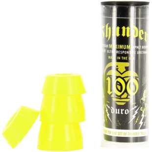Thunder Bushing 100d neon yellow