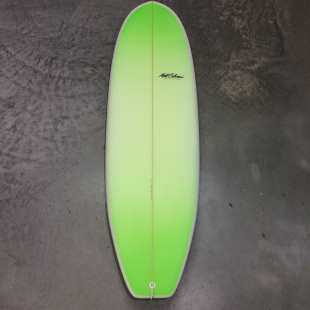 "Mini Magic - 6'0 x 20"" 1/2 x 3"" - FCS Fusion - Thruster"