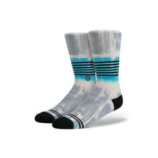 Stance Blue Angler Grey