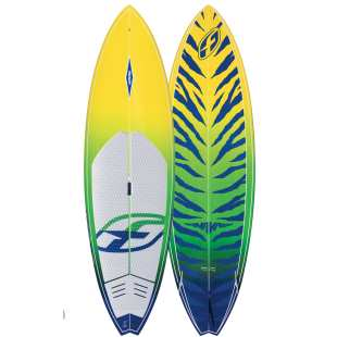 "Anakao 2017 - 8'0"" FULL BAMBOO / DOUBLE BAMBOO DECK"