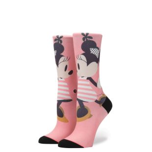 Disney Womens Sassy Minnie Pink