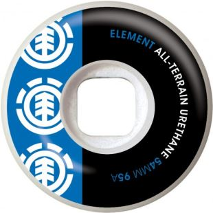 Section Blue Blk 54mm