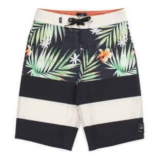 By Era Boardshort BO Black Decay