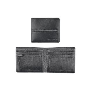 Coastal Satellite ID Coin Wallet Black