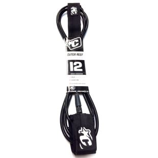 Leash Outer Reef Double Swivel 12'