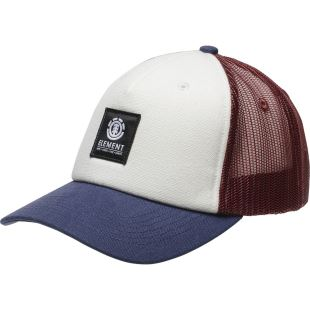 Icon Mesh Cap Oxblood Red