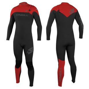 Men Hyperfreak Comp 3/2 - BLK / RED