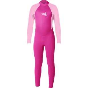 Toddler  3 mm Fullsuit - Pink