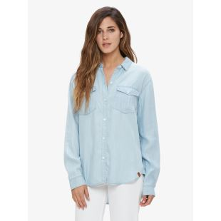 Denizen Button Down Shirt Chambray