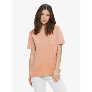 Flipside V-Neck Dusty Coral