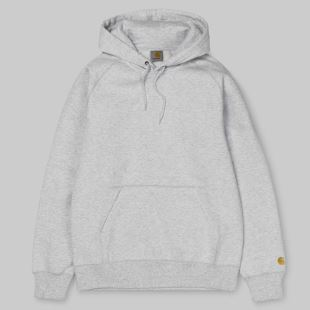 Hooded Chase Sweat Ash Heather