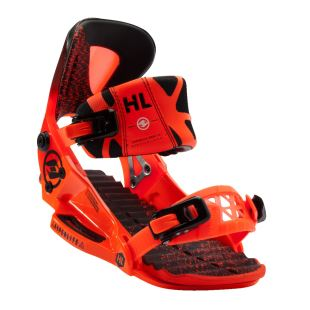 Binding system Pro - Orange