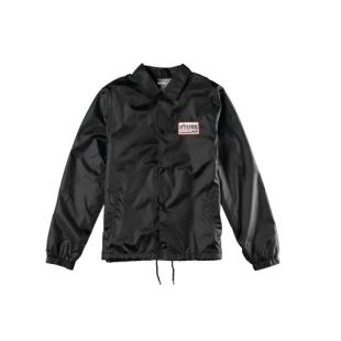 Side Coach Jacket Black
