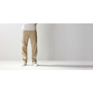 Station Pant Leather Rinsed