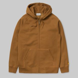 Hooded Chase Jacket Hamilton Brown