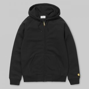 Hooded Chase Jacket Dark Navy