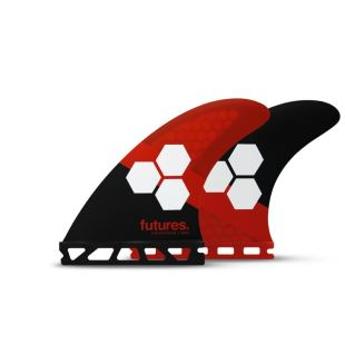 FAM3 RTM HEX - Black / Red