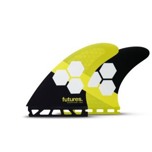 FAM2 RTM HEX - Black / Yellow - Thruster
