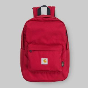 Watch Backpack Blast Red Navy