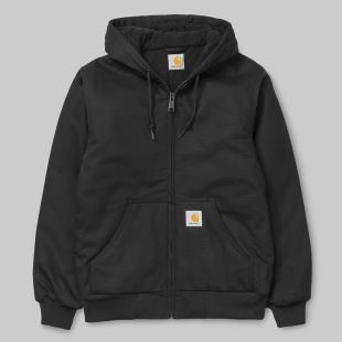 Active Jacket Black Rigid