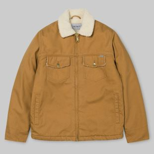 Miles Jacket Hamilton Brown