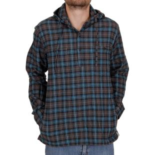 Cold Mountain Pullover Marine Blue