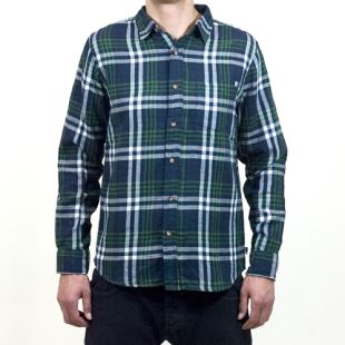 Green Leaf LS Shirt