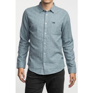 Curren Static LS Dark Denim