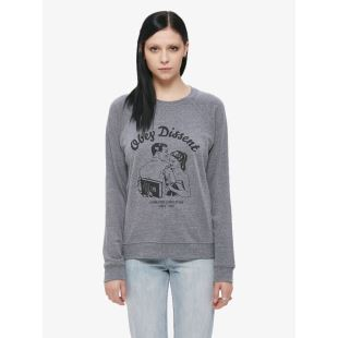 Obey Good Girls Guide Heather Grey