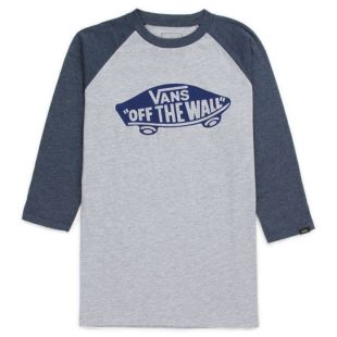 By OTW Raglan Boys Athletic Heather