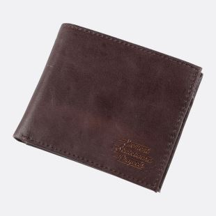 Dogma Wallet Brown Bea