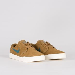 Zoom Stefan Janoski Golden Beige Sequoia