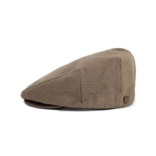 Cap Hooligan Snap Brown Tan