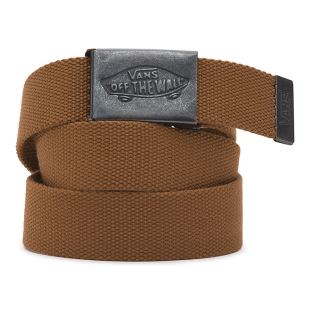 Conductor II Web Belt Toffee