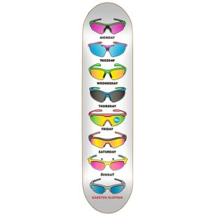 Skate Mental Deck Kleppan Sunglasses  8.06