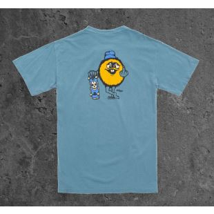 Gremlin Pigment Tee Ice Blue