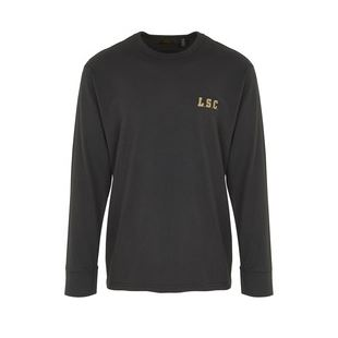 Graphic LS tee LSC Team Graphic Tan