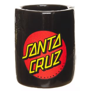 Coozie Classic Dot Blk