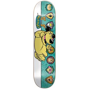 Deck Mullen Muttley Plaques R7 8.125 x 31.69