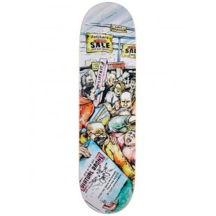 Deck Mall Grab Pfanner 8.38 x 32.56