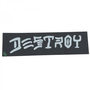 Thrasher Grip Plaque Mob Graphic Big Destroy