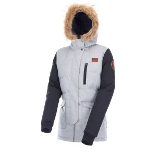 Ponoka Jacket Grey