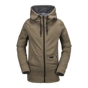 Stone Dot Fleece MOS