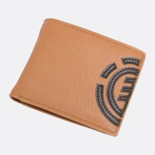 Daily Wallet II Bronco Brown