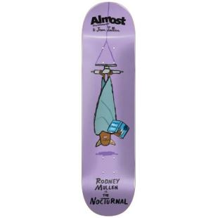 Deck Jean Julien Monsters R7 Mullen 8.125 x 31.7