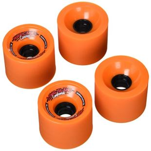 Long Island Wheels Pack S Car 78A Hurricanes 69x55 Orange S