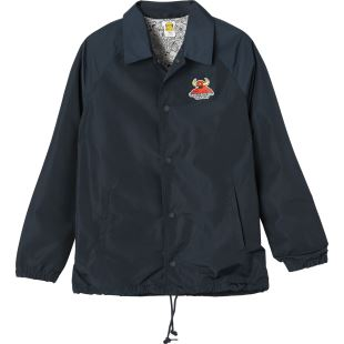Toy Machine Coach Jacket Marine