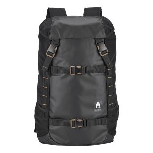 Landlock Backpack III All Black Nylon